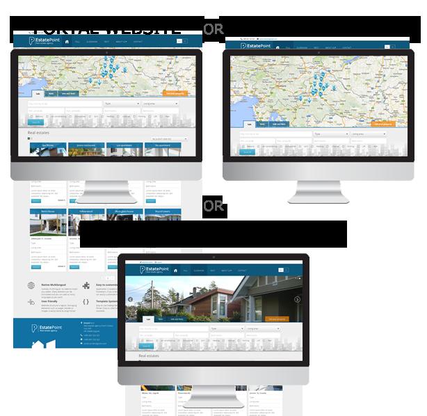 Real Estate Agency Portal - 24