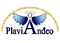 Logo udruge plavi anđeo