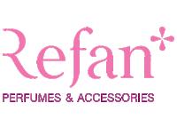 Logo Refan plus parfumerije
