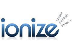 Ionize transparent logo